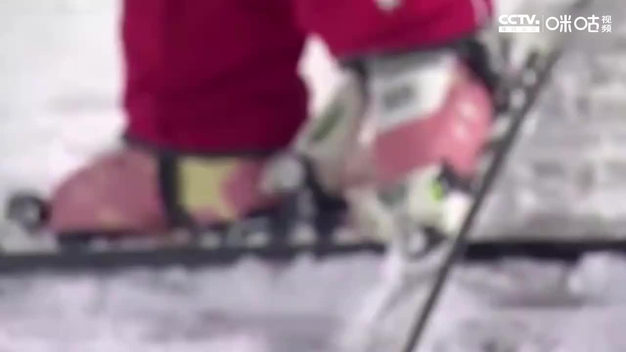 徐梦桃:自由式滑雪空中技巧世界杯决赛突破历史最高分
