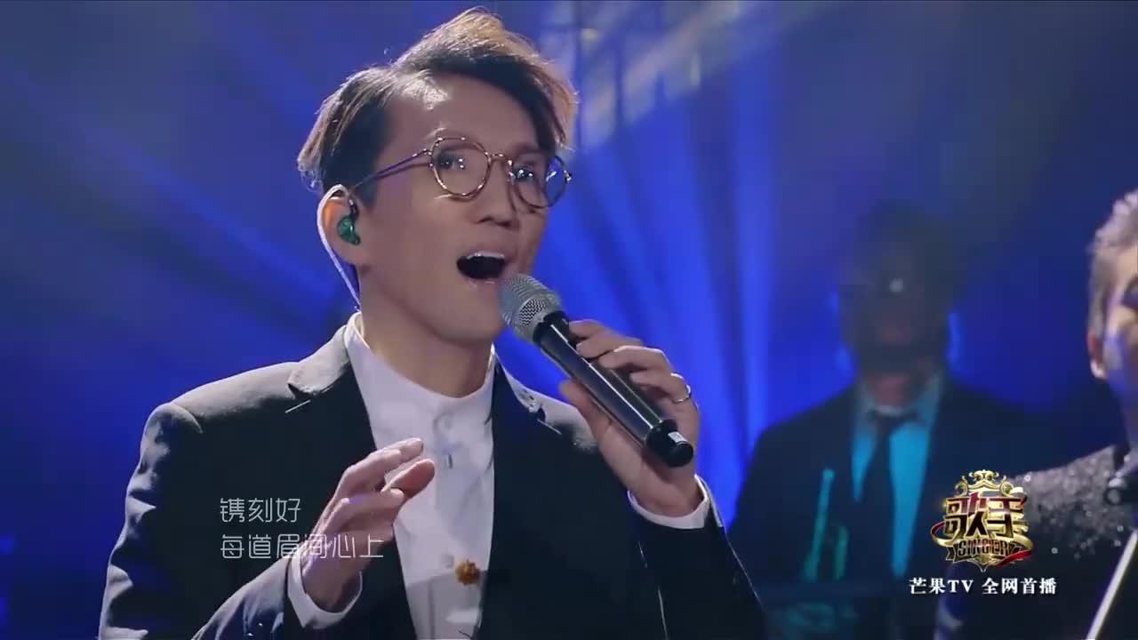林志炫翻唱霍尊《卷珠帘》,古风古典惊艳全场,实力碾压霍尊