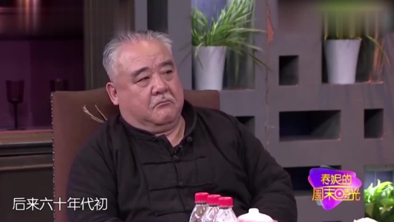 盘点李成儒经典访谈名场面,身家碾压整个娱乐圈,主持人哑口无言