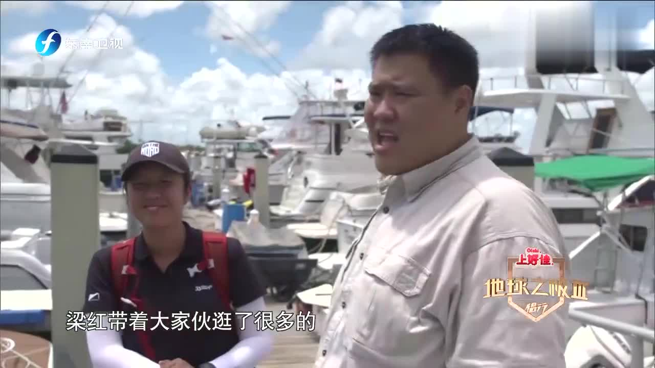 侣行:270来观摩豪华游艇,一架就二百万美刀,这才是有钱人生活
