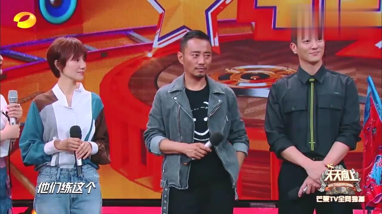 汪涵袁泉正在聊戏曲,谁料大张伟一句话神补刀,李沁笑惨了!