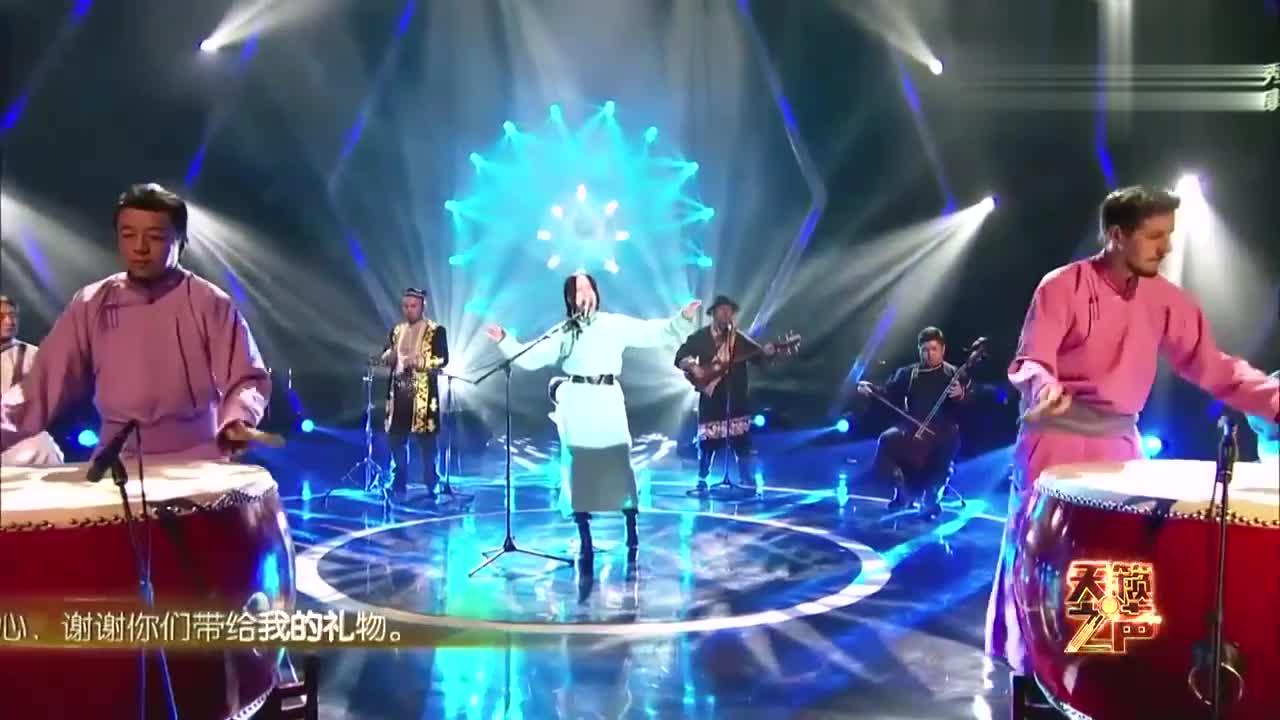 斯琴格日乐唱《鲁凯情歌》,展示另类的高山族音乐,如痴如醉!