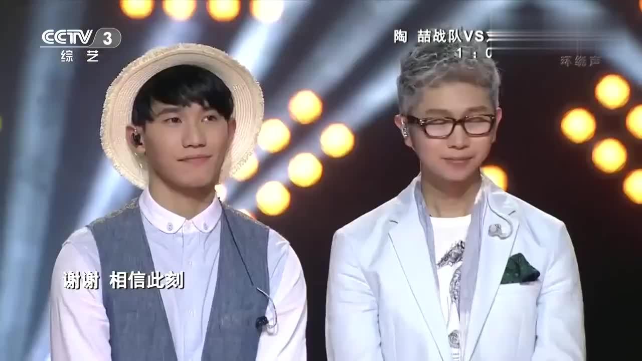中国好歌曲:宅女和唱游兄弟PK,你们觉得谁的音乐更感染你