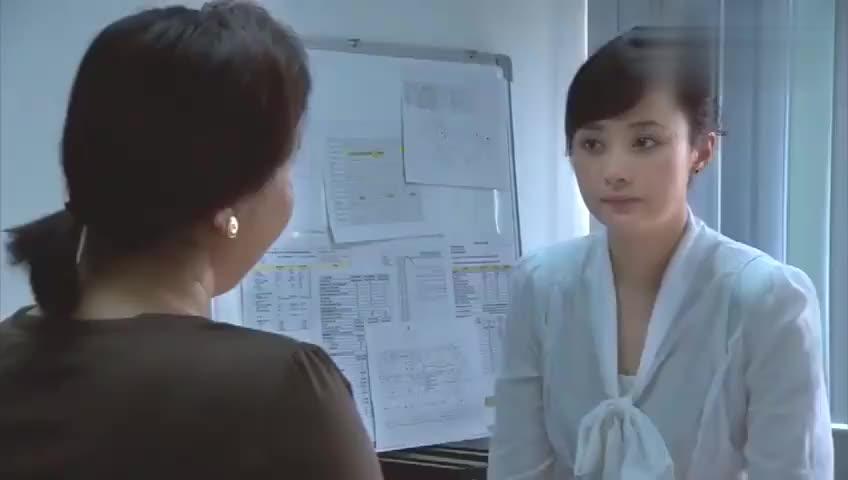 女经理要开除小仓管员,怎料她背后竟有强大靠山,女经理都没办法