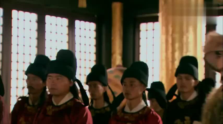 吐蕃使者想要太平公主和亲,武皇后大怒,决不允许嫁出唯一的女儿