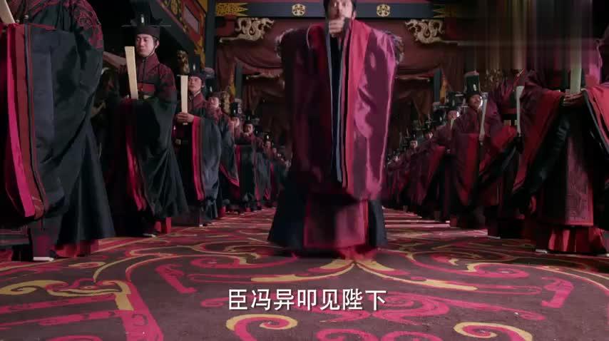 影视:君臣三年未见,看后令人心疼,皇上赞称义为君臣,恩犹父子