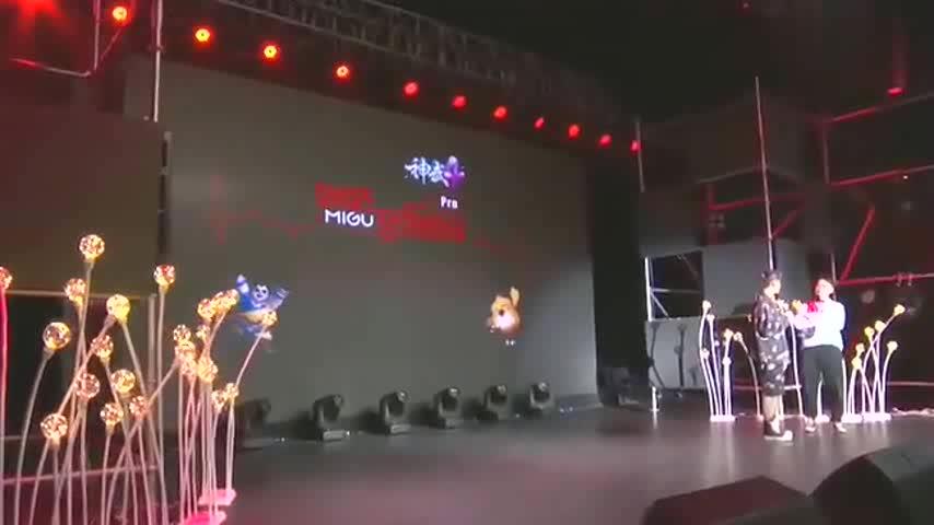 沙楠杰献唱神武十周年咪咕音乐会,还爆料新专辑发布消息?