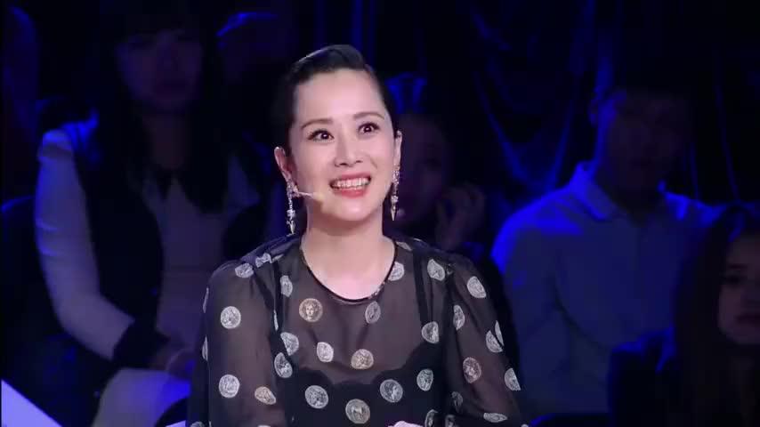 中国好舞蹈:海清给她二次机会,女孩即兴表演,郭富城竖起拇指