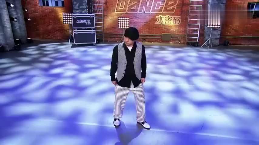 中国好舞蹈:河南小伙好舞蹈舞台,精彩街舞表演,逗乐郭富城