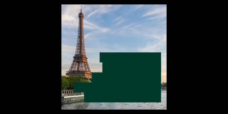 埃菲尔不仅是座铁塔(法汉双语)