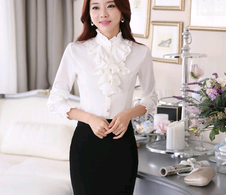 优雅又彰显气质的职场白领穿搭