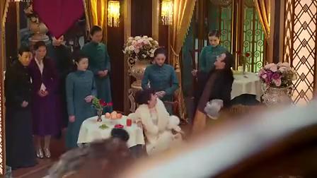 张大佛爷与彭三鞭比试鞭法 ,身手敏捷,俘获尹新月的心