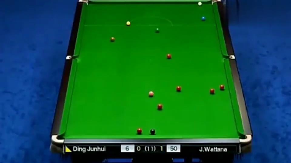 斯诺克中国公开赛,连裁判都看不懂局势,丁俊晖又有什么招?