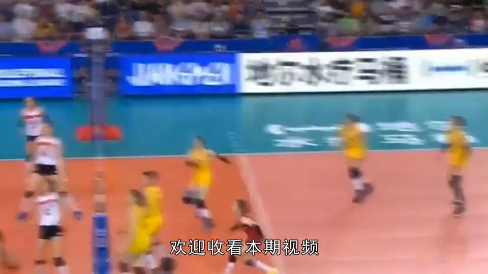"""古德蒂""""扑空"""",中国女排二队依旧努力争胜,龚翔宇成为最大看点"""