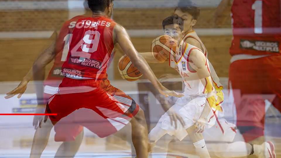 U19男篮世界杯-中国国青男篮胜波多黎各!郭昊文34分大三双