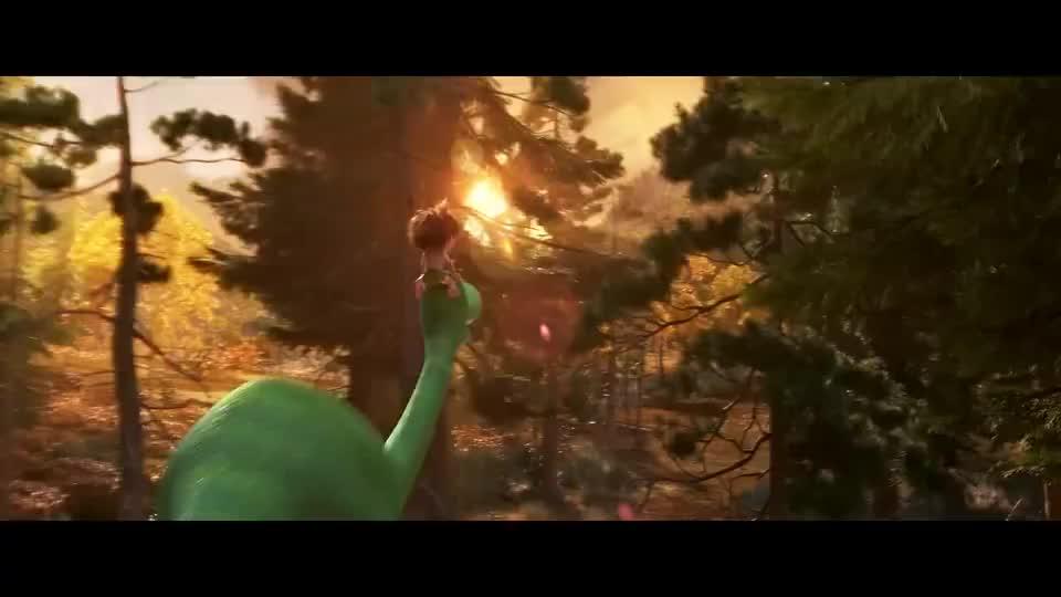 恐龙当家:脖子长就是好,能看见别人看不见的风景!没有颈椎病