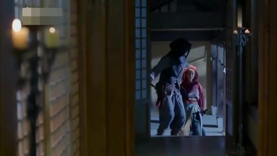 潜入盗宝却遇到同行,还是个姑娘,萧十一郎很尴尬