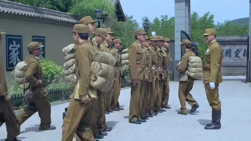 大家当兵回来了,准备进行考核,结果周卫国打错靶子了