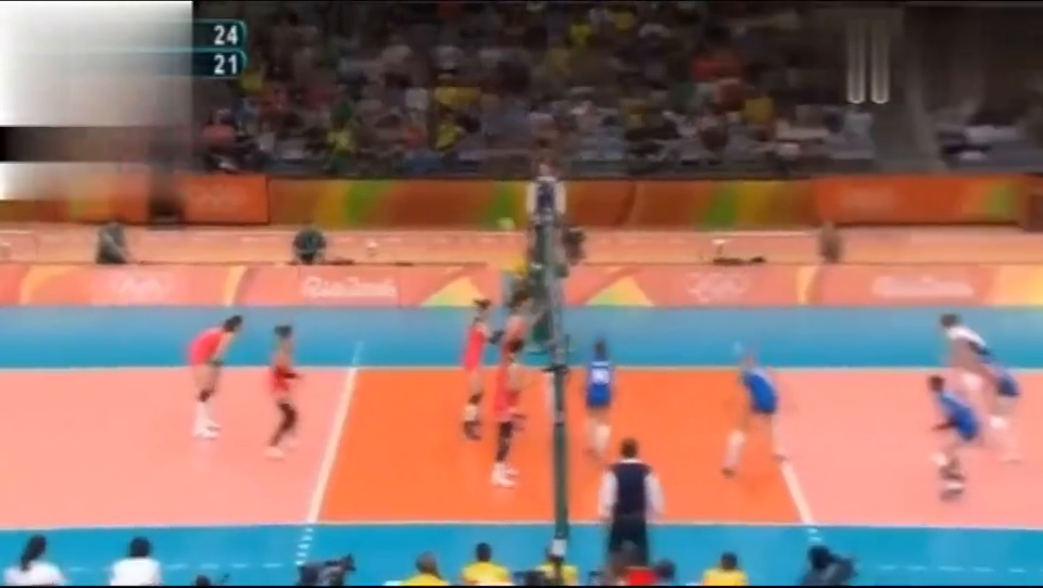 中国女排主力张常宁复出在即,2分钟回看里约张常宁最神的比赛