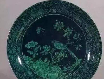 低温铜绿釉——明清官窑,难得的收藏珍品!
