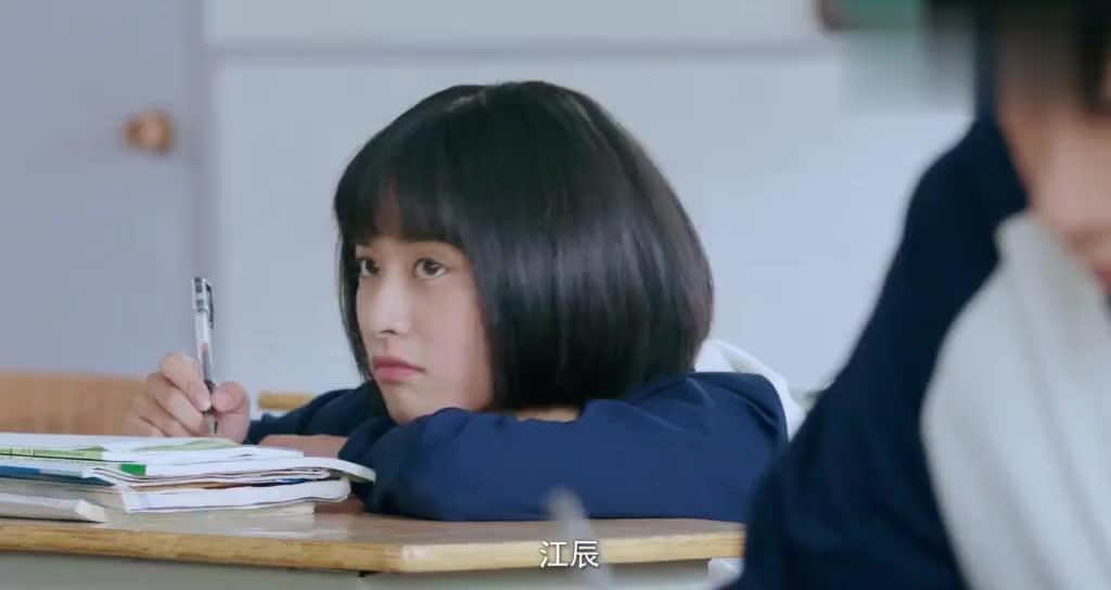 李薇给江辰送点心,江辰居然没有拒绝,小希看见沮丧极了
