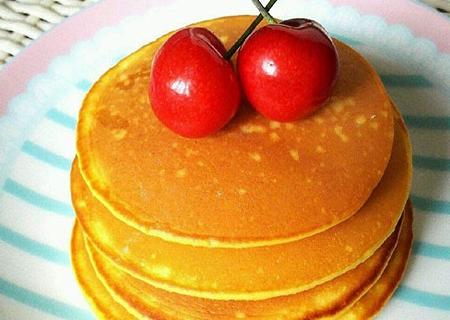 自制小零食---无油松饼,做法简单,焦香酥脆,营养健康