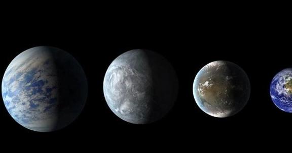 """4120颗系外行星,55颗可能宜居,""""第二地球""""会是哪个?"""