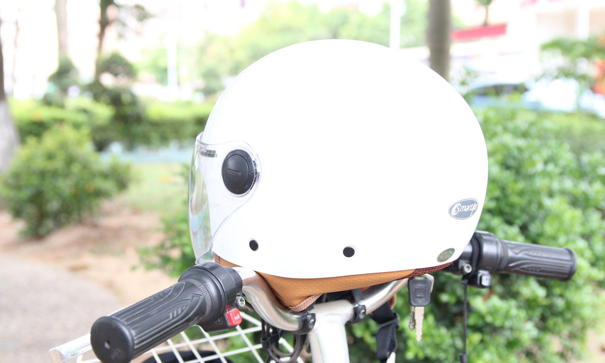 有安全感的头盔每次佩戴都有仪式感,而且很拉风