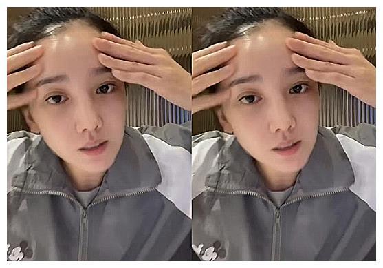 陈小纭颜值太可了,素颜清纯的像国民初恋,谁相信她已经31岁了