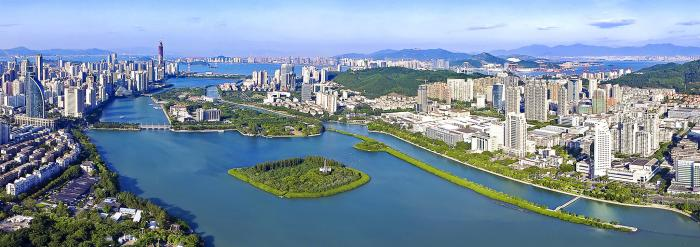 福建人均最富裕的3个镇,一个是全国千强镇之一,一个是水头镇