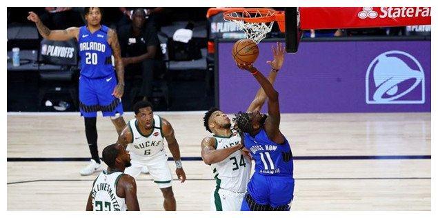 或许人们万万都没想到,作为NBA本赛季三大冠军热门球队中的雄鹿和湖人都在季后赛首轮遭遇了开门黑