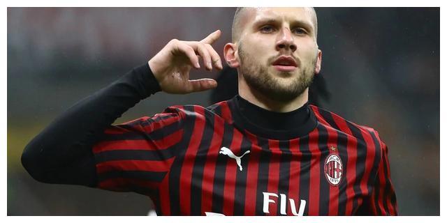 伊布受伤缺阵谁最慌?雷比奇本赛季为米兰打进7球,瑞典人都在场