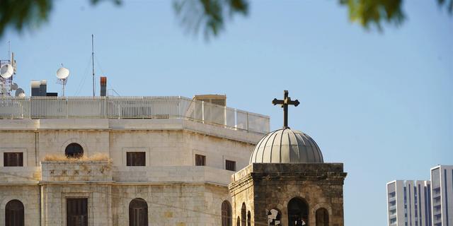 历经磨难的黎巴嫩贝鲁特,曾被誉为中东小巴黎,如今依然彰显古韵