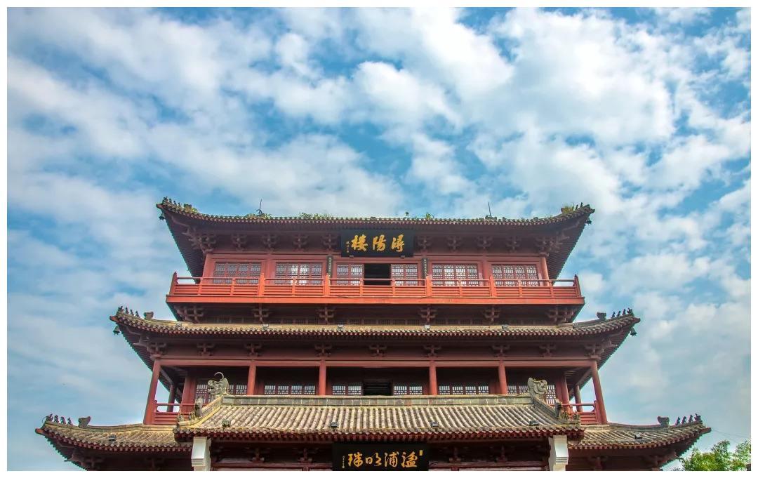 宋江题写反诗的浔阳楼,今天还在,每年门票收入数百万元