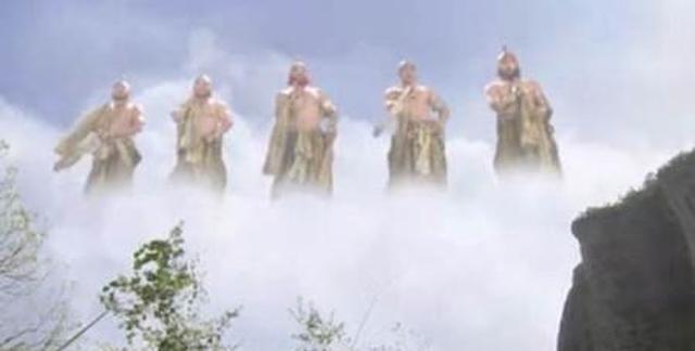 西游记,唐僧西天取经,有一群神仙始终暗中保护,他们是谁