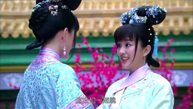 多情江山:兰贵妃引诱皇后对付小宛,结果却被惨打,真解气