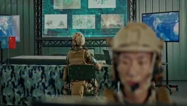 空降利刃:大结局,来见识见识,中国武装直升机的威力吧!