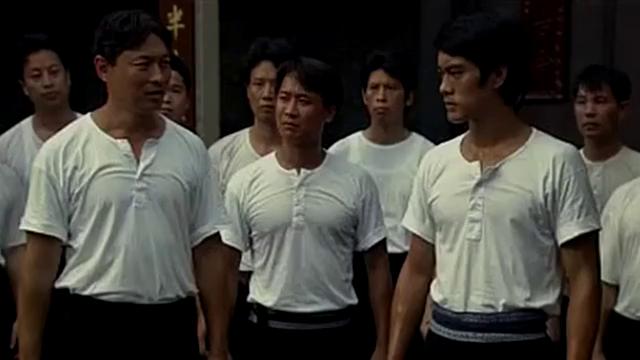 李小龙传奇: 叶问不愧一代宗师,于承惠老师演的太好了!