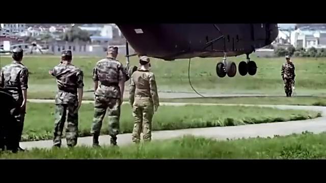 中国军人不需要科幻特效也能胜过千万大片