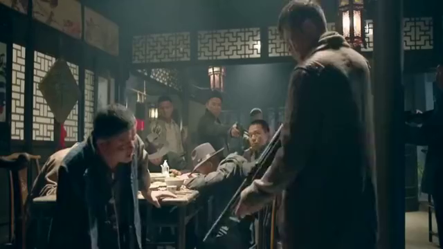 一代枭雄:翻版刘华强!不给我红雷哥面子!一发散弹送你见阎王!