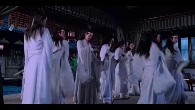 《陈情令》姑苏蓝氏,出门降妖伏魔,蓝氏弟子无奈集体脱衣服!