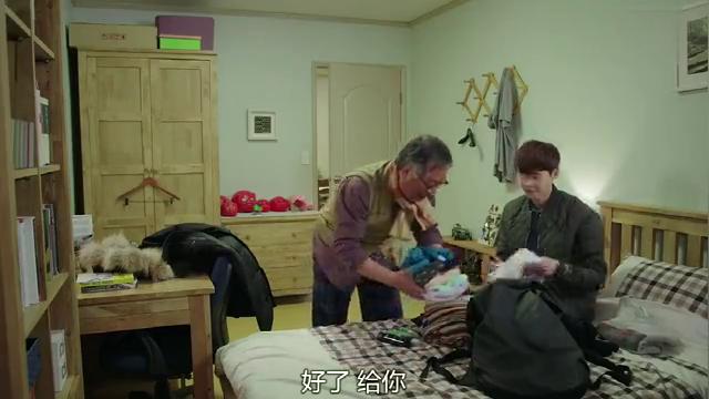【匹诺曹】老爸又偷李钟硕的零用钱,好可怜啊6.0