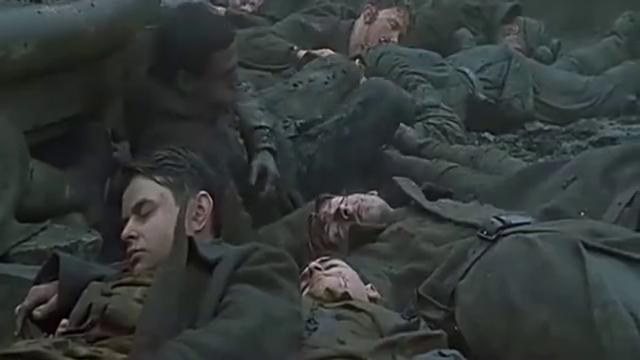 二战神枪手,靠着炮弹爆炸声狙杀敌人,敌人到死都不知道人在哪