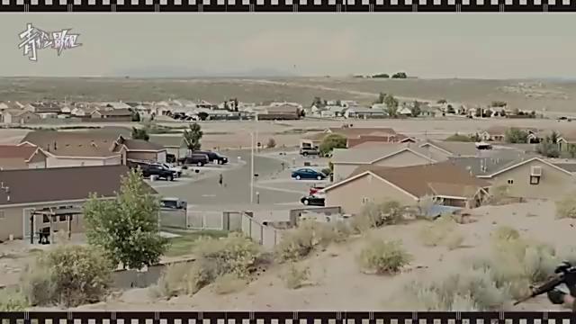一部以暴制暴的犯罪片!大街上枪杀毒枭,疯狂扫射