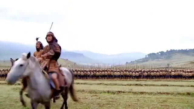 三苗大战华夏,没料到虞舜拉来大鼎,希望一战定鼎天下