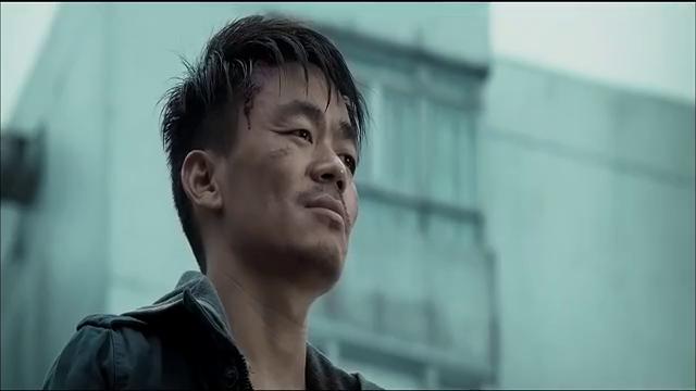 一个人的武林:甄子丹发现杀人凶手,被他越过高楼逃脱