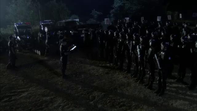 特警力量4:新兵作弊教官不揭发,等第二天大集合时,送他一台秤
