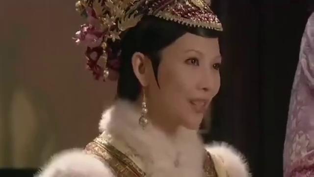甄嬛传:皇后找皇上说甄嬛的坏话