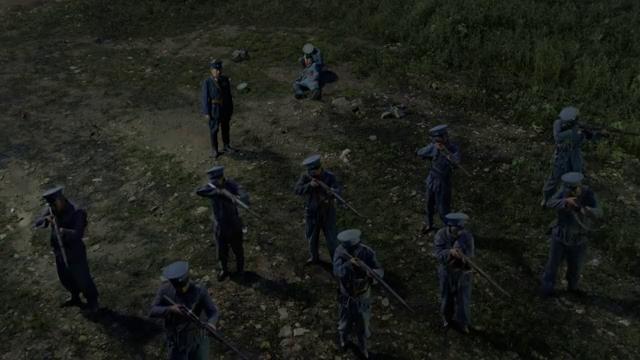 《决战江桥》男子牺牲,这应该是女子最撕心裂肺的时刻了