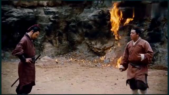 燃烧弹是中国人发明的,古人就已经会做了,这实验的场景笑尿了